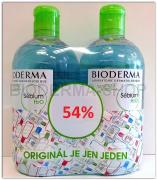 BIODERMA Sébium H2O 500+500 ml